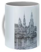 Old City Of Dresden- Dresden Coffee Mug
