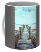 Old Dock Hyannis Port Cape Cod Ma Coffee Mug