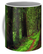 Old Growth Cedars Coffee Mug