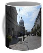 Old Montreal Market Coffee Mug