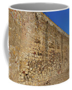 Oldest Castle Of Castro Marim Coffee Mug