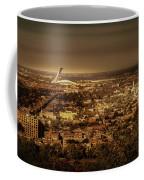 Olympic Stadium Coffee Mug by Juan Contreras