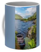 On A Lake Of Blue Coffee Mug