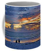 On A Quiet Beach With You Coffee Mug
