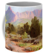 On The Chinle Trail Coffee Mug