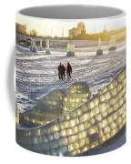 On The Ice Coffee Mug