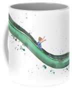 On The Slide Coffee Mug