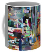 On The Way To Yerushalyim Coffee Mug