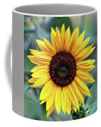 One Bright Sunflower Coffee Mug
