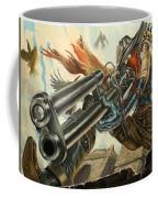 One Bullet, One Kill Coffee Mug