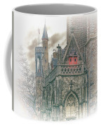 One Last Work Of Brugge Coffee Mug by Leigh Kemp