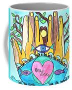 One Love One Earth Coffee Mug