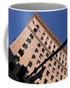 One Way Golden Architecture  Coffee Mug