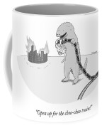 Open Up Coffee Mug