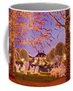 Opryland Hotel Christmas Coffee Mug