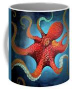 Optical Octopus Coffee Mug