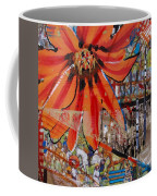Orange Released Coffee Mug
