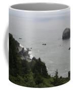 Oregon Blend Coffee Mug by Dylan Punke