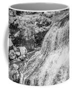 Oregon Wall Art, Oregon Print, Oregon Art, Pacific Northwest, Paulina Falls, Waterfall Art, Travel,  Coffee Mug by David Millenheft
