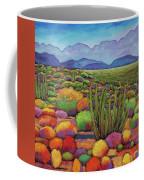 Organ Pipe Coffee Mug