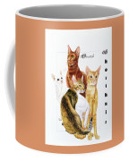 Oriental Shorthair Coffee Mug