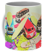 Ornamenting Hawaii Coffee Mug