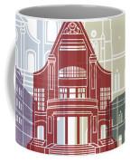 Osijek Skyline Poster  Coffee Mug