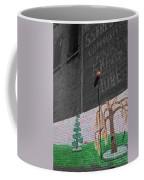 Oskaloosa Facade Coffee Mug by Dylan Punke
