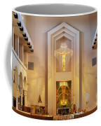Our Lady Of The Universe Cathedral Coffee Mug