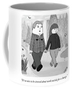 Outdoor Stress Coffee Mug