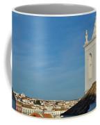 Overview Of Tavira City. Portugal Coffee Mug