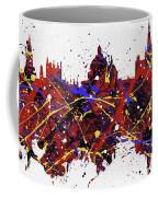 Oxford Colorful Skyline Coffee Mug