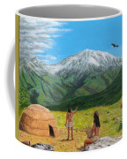 Paauw Snow Coffee Mug by Kevin Daly