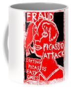 Pablo Picasso Attack 6 Coffee Mug