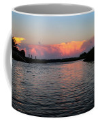 Painted Sunset Coffee Mug