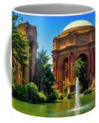 Palace Of Fine Arts Lagoon Coffee Mug