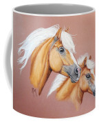 Palomino Pair Coffee Mug