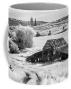 Palouse Barn Ir 9305 Coffee Mug