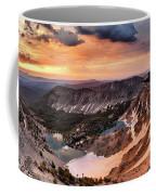 Panoramic Cdt Sunrise Coffee Mug