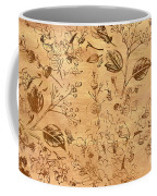 Paper Petal Patterns Coffee Mug