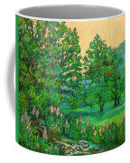 Park Road In Radford Coffee Mug