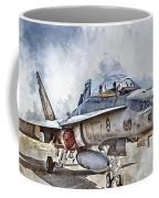 Parked Hornet Coffee Mug by Brad Allen Fine Art