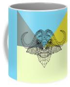 Party Buffalo Mesh Coffee Mug