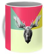 Party Moose Coffee Mug