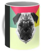 Party Pug Coffee Mug