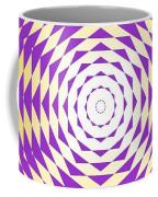 Passionate Purple  Coffee Mug by Arttantra