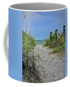 Pathway To The Beach Coffee Mug