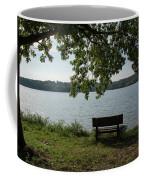Peaceful Bench Coffee Mug