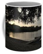 Peaceful Sunset At The Park Coffee Mug
