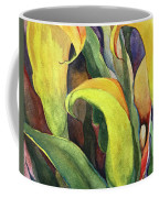Peeking Lily Coffee Mug